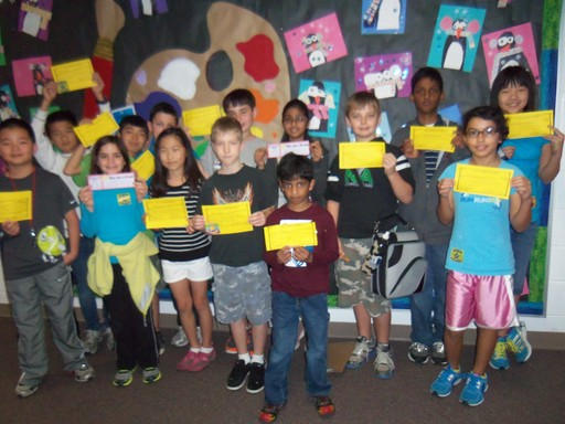 Austin Elementary Mustang Stars