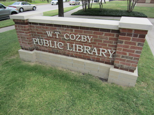 WT Cozby Public Library