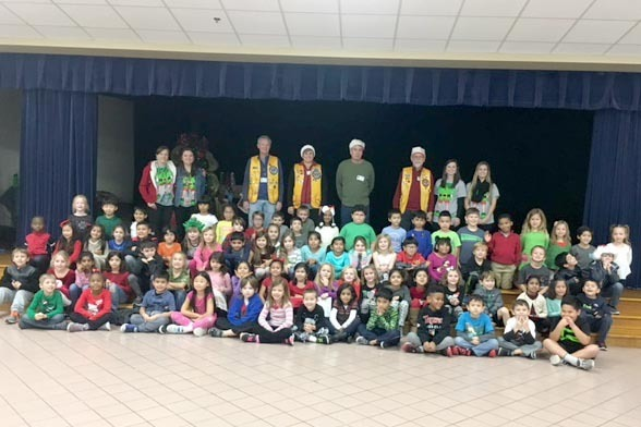 Coppell Lions Holiday Food and Toy Drive: An Annual Tradition for 30 Years  - Coppell Online Local News - BubbleLife, TX
