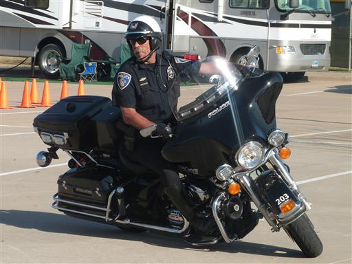 Annual Police Motorcycle Rodeo Rolls On Photo Gallery