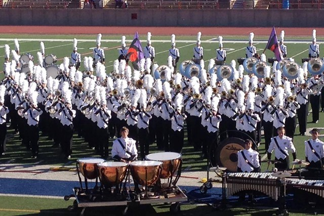 An exceptional performance by the Coppell High School Marching Band at the UIL Regional Marching Contest in Duncanville Saturday, October 19 earned the band ...