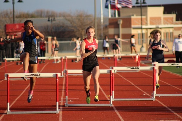 Coppell Track & Field Kicks Off Season at Byron Nelson Bobcat